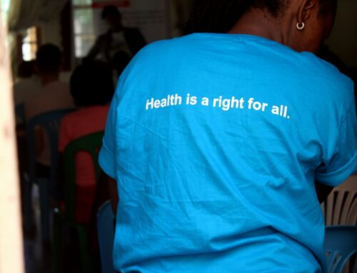HEALTH IS A RIGHT FOR ALL.