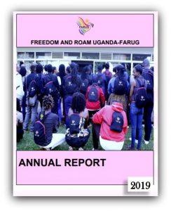 FARUG ANNUAL REPORT 2019