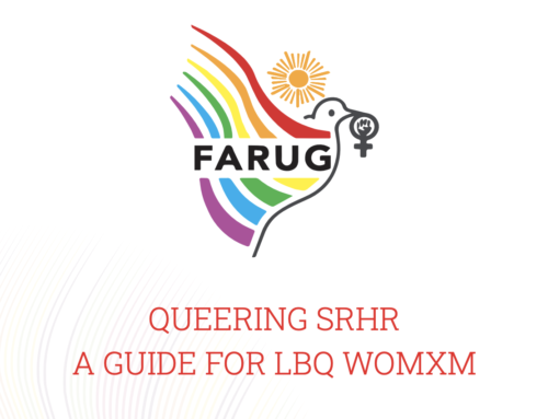 Queering SRHR: A Guide for LBQ Womxn
